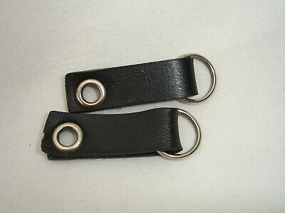 Lug RINGS For Camera Strap (one Pair) , Vintage #4372 • 5.19£