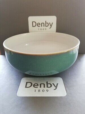 £8.99 • Buy Denby Azure Cereal Bowl 6 Inches
