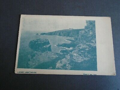 £1 • Buy Cornwall:  A View Of Lizard Lighthouse - Printed - Unposted - Gibson & Sons