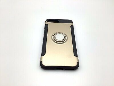 AU7.73 • Buy Generic Iphone 7 Iphone 8 Plus Case Golden With Ring Holder New