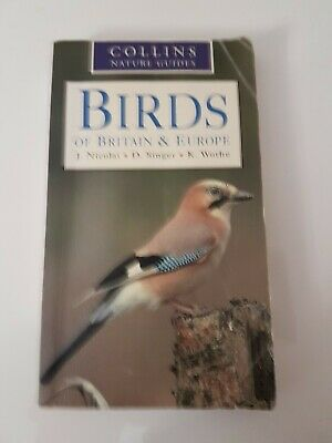£3.50 • Buy Birds Of Britain And Europe (Collins Nature Guides), K. Wothe, J. Nicolai D. Sin