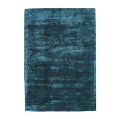 £179.97 • Buy LA REDOUTE Guitou Hand Tufted Rug Large 160x230cm Peacock Blue Thick RRP £295