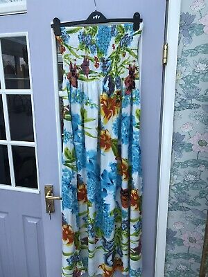 AU17.87 • Buy New Summer/Holiday  Size 20    Floral Maxi   Dress
