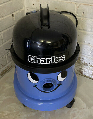 £69.95 • Buy Numatic Charles CVC370-2 Wet & Dry Bag Cylinder Vacuum Cleaner - New Unit Only