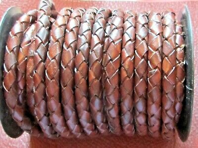 £5.30 • Buy Top Quality 8 Mm Braided Leather