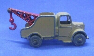 £16 • Buy Matchbox 1-75 - 13A Bedford Recovery Truck - Original With Repro Hook (MB258)