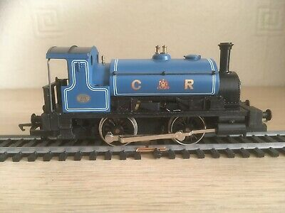 Hornby 00 Gauge Caledonian Railway Saddle Tank Locomotive 270 • 5£
