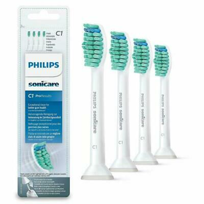 AU10.70 • Buy 4 Philips Sonicare ProResults Toothbrush Heads Hx6014 C1