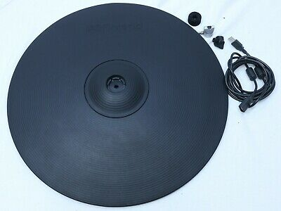 AU574.40 • Buy Roland CY-18DR V-Cymbal Drum CY18DR Trigger For TD-50 & TD-27 Module Kits Only