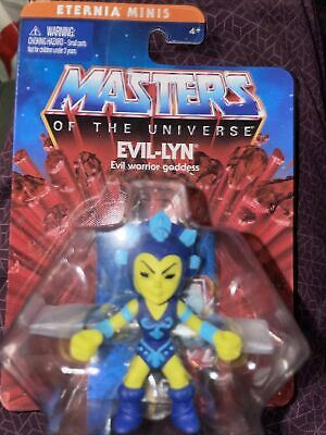 $10.99 • Buy Mattel Masters Of The Universe Eternia Minis 2021 EVIL-LYN Figure Brand New.
