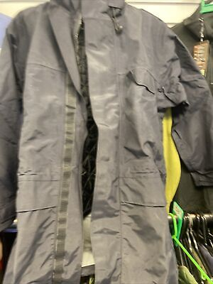 £65 • Buy Army Surplus Royal Navy Wet Weather Gortex Jacket 180/100 41 Chest With Liner
