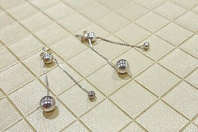 AU49 • Buy Pandora Sterling Silver Earings + Free Pandora Gold-plated Charm