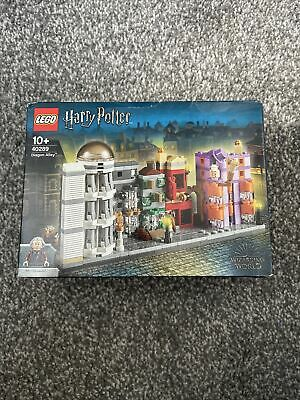 $ CDN169.28 • Buy Lego 40289 Harry Potter Diagon Alley Brand New In Sealed Box