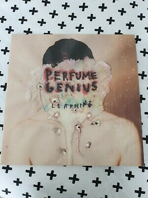 Perfume Genius Learning ORGANS01LP 1st Edition • 49£