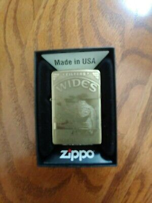 £121.37 • Buy Camel Zippo Lighter Gold Embossed Wides Limited Number Made Mint