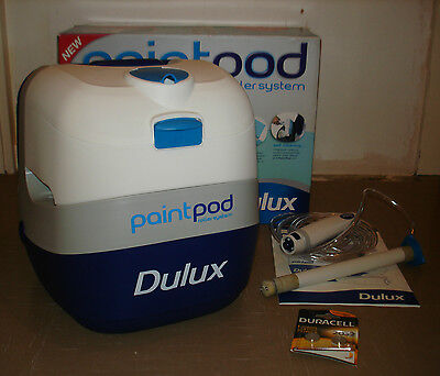 New Boxed Dulux Paint Pod Roller System - Collection Only • 10£