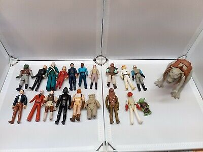 $ CDN37 • Buy Lot Of Vintage Star Wars Action Figures And Taun Taun As Is