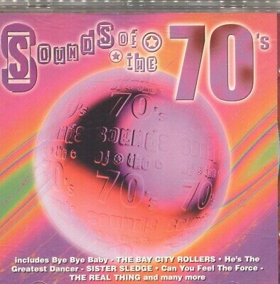 £5.43 • Buy Sounds Of The 70's CD 050