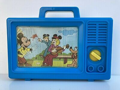 £18.99 • Buy Disney Vintage Wind Up Musical Retro Tv Mickey  Mouse Pluto Vintage Toy My Kids