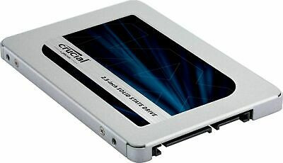 Crucial - MX500 1TB 3D NAND SATA 2.5 Inch Internal Solid State Drive • 48.70£