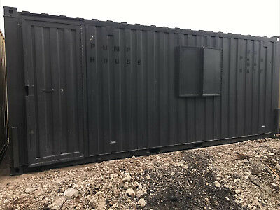£3250 • Buy Shipping Container, Welfare Unit, Anti Vandal, Site Office,garden Shed