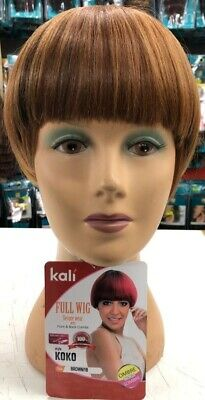 £17.99 • Buy KALI,  FULL WIG,  STYLE ''KOKO'' [ Secure Wear With Front & Back Combs ]