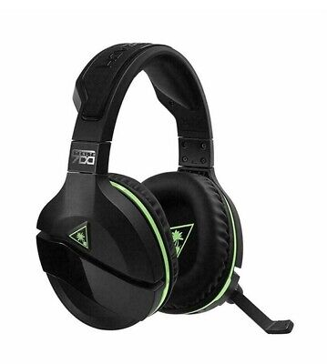 £37.99 • Buy Turtle Beach Stealth 700x Blk/Green Headsets For Multi-Platform Gaming Refurb