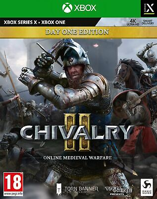 £27.99 • Buy Chivalry 2: Day One Edition (Xbox One) Brand New & Sealed Free UK P&P