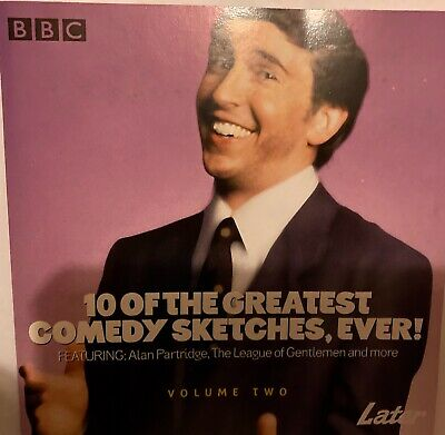 £2.99 • Buy BBC   10 Of THE GREATEST COMEDY SKETCHES,EVER! - Volume TWO     CD