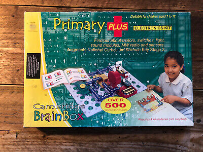 £20 • Buy Primary Plus Electronic Kit