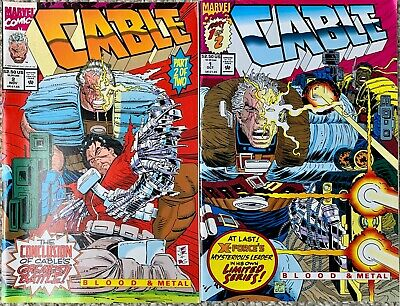 £2.83 • Buy Marvel Comics CABLE #1 And #2. 1994. 2 Parter.