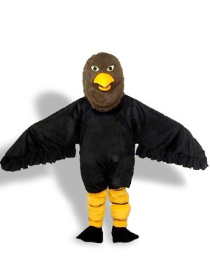 £310.45 • Buy Professional Eagle Mascot Costume Adult Party Fancy Dress Cosplay Outfits Xmas