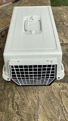£20 • Buy Ferplast Atlas 30 Wire Door Carrier For Cats And Small Dogs