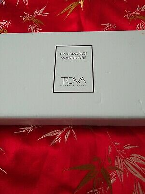 £120 • Buy Tova Fragrance Wardrobe Gift Set Rare Discontinued, Eau De Parfum Set