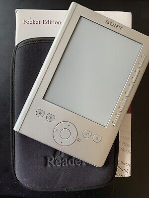 £7.99 • Buy SONY PRS-300 Digital Book Reader EReader ~ Please Read Description