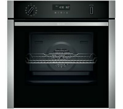 £699 • Buy Graded Neff B6ACH7HH0B Built In Electric Single Oven (B-10934)