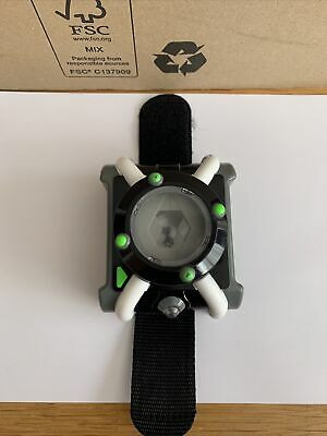 BEN 10 ULTIMATE OMNITRIX DELUXE FX WATCH Lights Sounds TOY BANDAI  • 29.95£