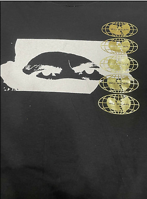 $ CDN59.43 • Buy Wu Wear Protect Ya Neck T Shirt Black Gold XXL 2XL