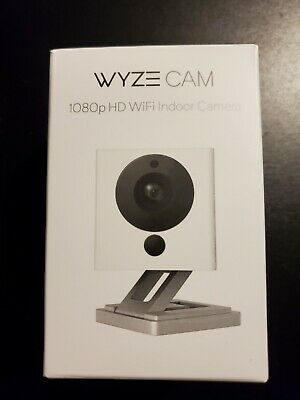 $ CDN20 • Buy Wyze Cam V2 Brand New In Box Security Camera Wifi Night Vision, SD Record More!