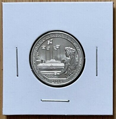 $ CDN1.20 • Buy !!look!! 2020-w American Memorial Park Quarter, Wwii V75, America The Beautiful
