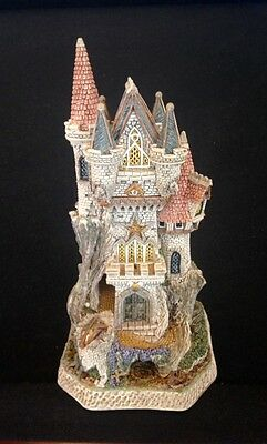 £255.93 • Buy David Winter ~ WITCH'S CASTLE ~ MIB ~ NUMBERED LIMITED EDITION ~ AMAZING DETAILS