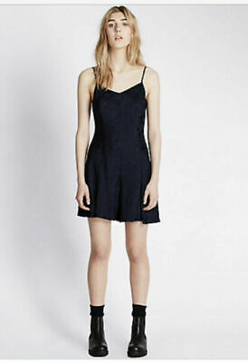 AU12.60 • Buy Alexa Chung M&S Playsuit ~ Size 12 ~ Navy Blue ~ Damask Floral ~ Lightweight ~ Y