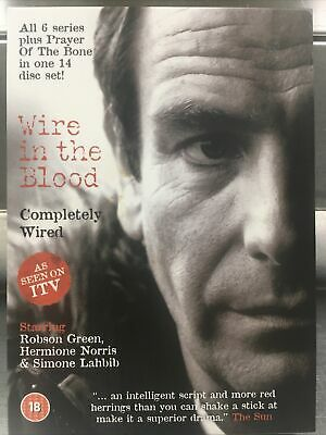 £11.50 • Buy Wire In The Blood: Completely Wired - The Complete Series [DVD] GENUINE UK