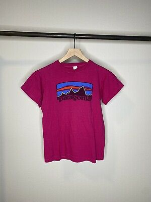 $ CDN12.74 • Buy Vintage 70s Patagonia T-Shirt Size XS Original OG Single Stitch Rare First Print