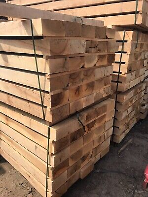 £20 • Buy 4x4 Or 100x100 X 2.4 APPROX SIZE NEW OAK POSTS