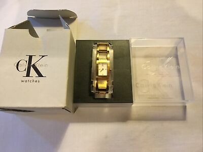£14 • Buy Calvin Klein Watch. Ladder Style Bracelet.  Elegant. Working.