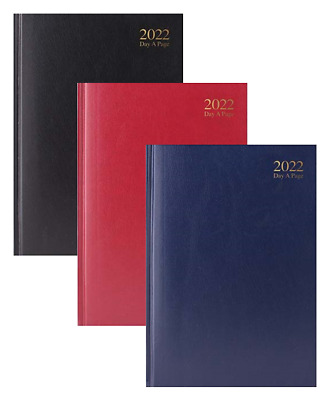 £9.99 • Buy 2022 Early Edition A4 Day To Page Diary School Year Planner Organiser Hardback