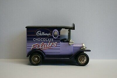 £1.99 • Buy Lledo - Ford Model T Van - Lp06 292 Cadbury's Chocolate Eclairs - Indented Rear
