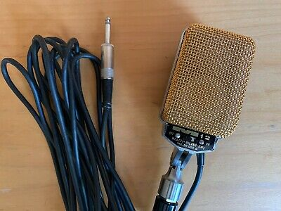£482.15 • Buy Meazzi M12 (AKG D12) Rare Vintage Microphone New In Box