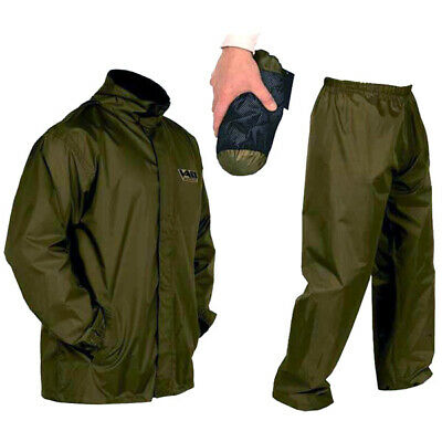 £44.99 • Buy  Vass Waterproof Breathable Light Weight 2 Piece Set Jacket & Trousers New